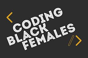 Coding Black Females Logo