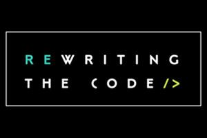 Rewriting The Code Logo