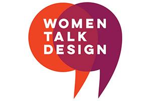 Women Talk Design Logo