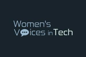 Women'sVoices in Tech Logo