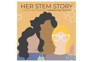 Her STEM Story Logo