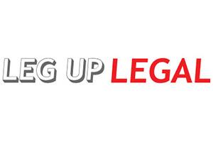 Leg Up Legal Logo