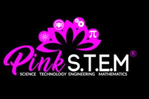 Pink STEM Logo