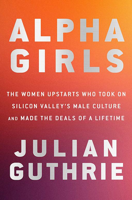 Alpha Girls Book Cover
