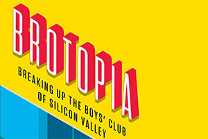 Brotopia Book Cover