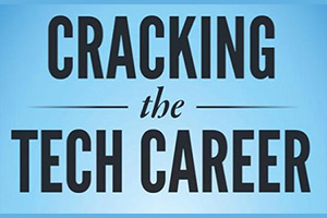 Cracking the Tech Career Book Cover