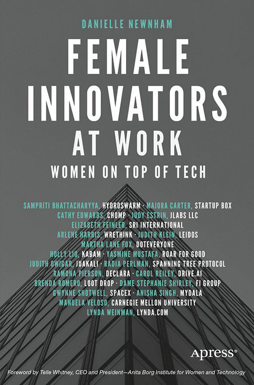 Female Innovators at Work Book Cover