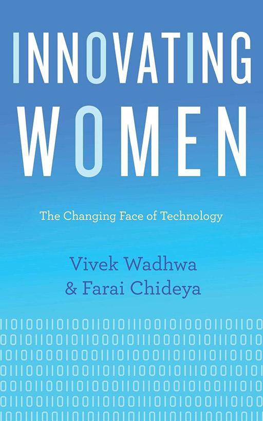 Innovating Women Book Cover