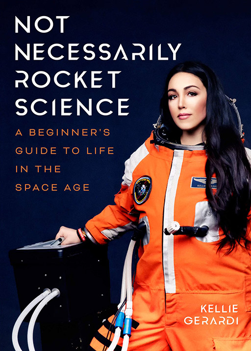Not Necessarily Rocket Science Book Cover