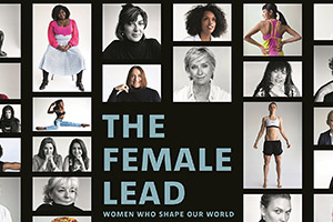 The Female Lead Book Cover