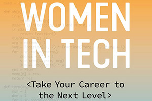 Women in Tech Book Cover