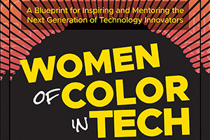 Women of Color in Tech Book Cover