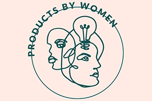 Products By Women Logo
