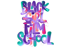 Black Girl Film School Logo