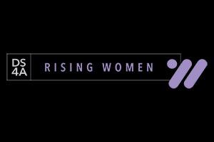 DS4A Rising Women Logo
