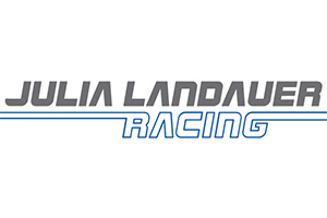 Julia Landauer Racing Logo