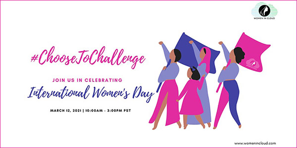 Women in Cloud - International Women's Day 2021