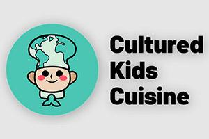 Cultured Kids Cuisine Logo