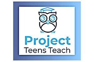 Project Teens Teach Logo