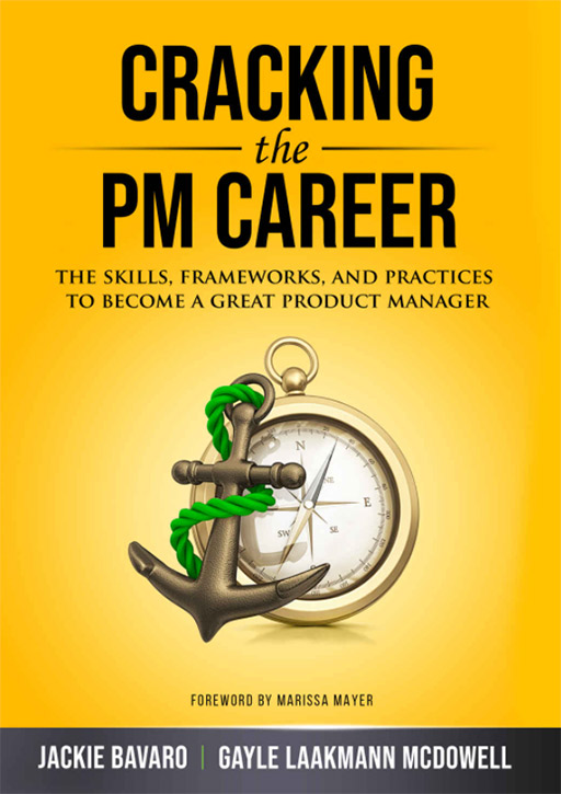 Cracking the PM Career Book Cover