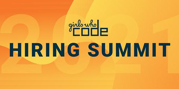 Girls Who Code Hiring Summit 2021