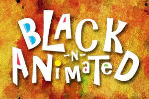 Black nN Animated Logo