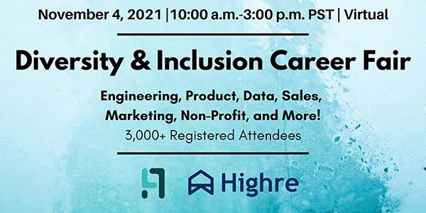 Diversity & Inclusion Career Fair